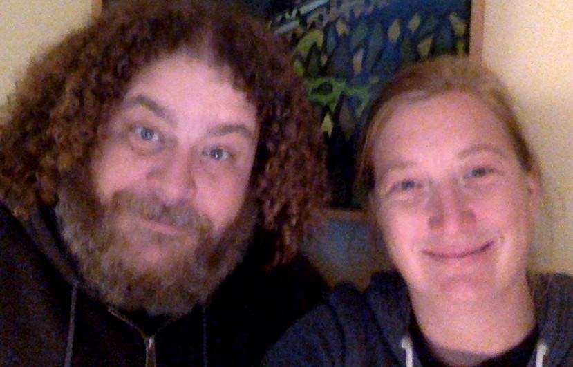 Lisa and Clay Prins